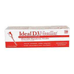 Stainless Steel ''D3'' Hypodermic Needles Neogen